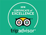 Tripadvisor - You've Earned a Certificate of Excellence - Hilltop Rabong Resort